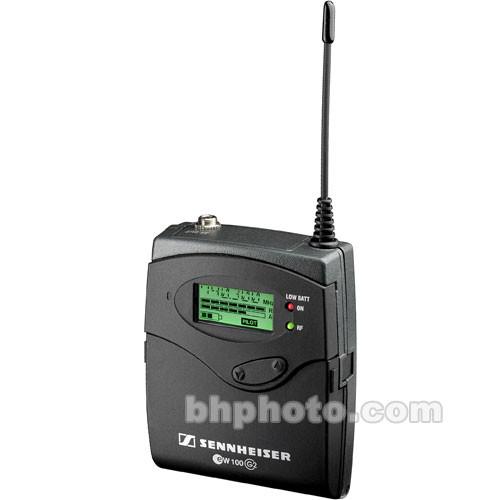 Sennheiser EK100G2A G2 Series Wireless Microphone Receiver