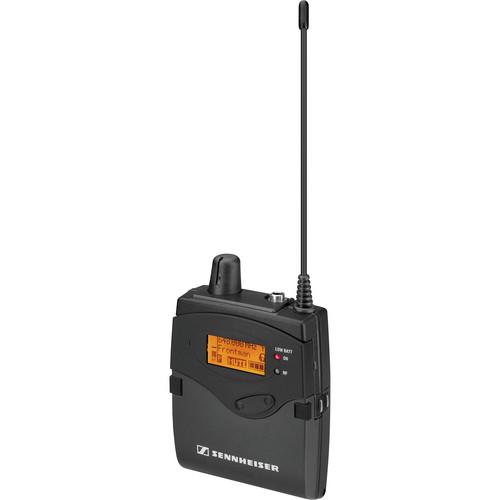 Sennheiser EK 2000-IEM Portable Monitoring Diversity Receiver