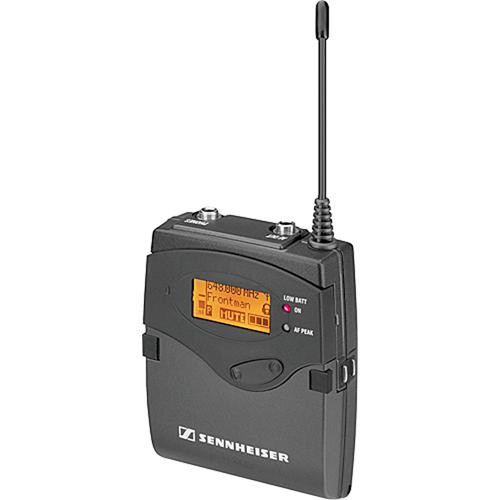 Sennheiser EK 2000 Battery-Powered Diversity Receiver (B: 626 - 668MHz)