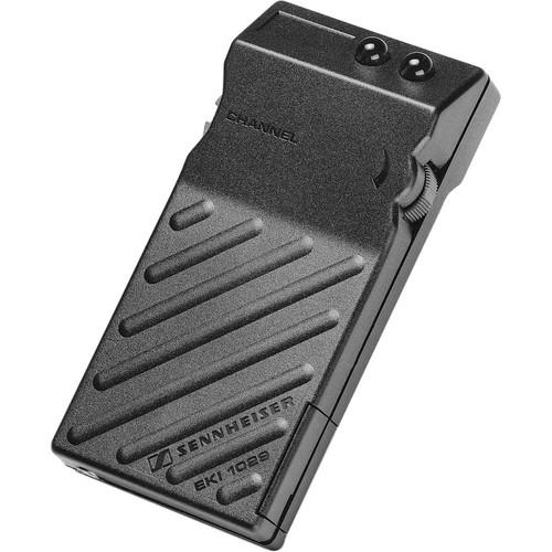 Sennheiser EKI 1029-PLL16 Bodypack Infrared Receiver (0-15 Channels)
