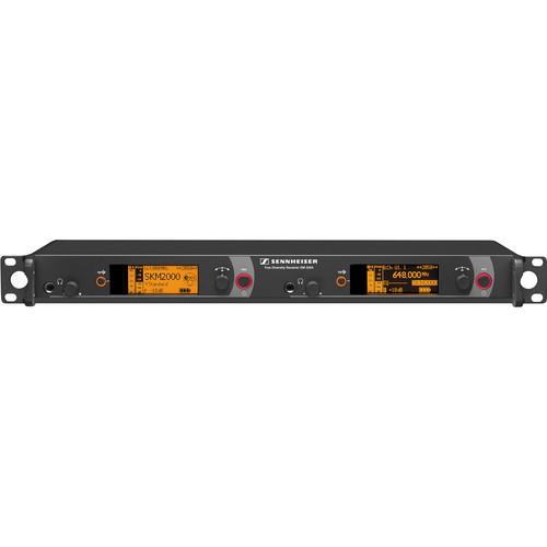 Sennheiser EM 2050 Professional Microphone Twin Receiver (Bw: 626 - 698MHz)
