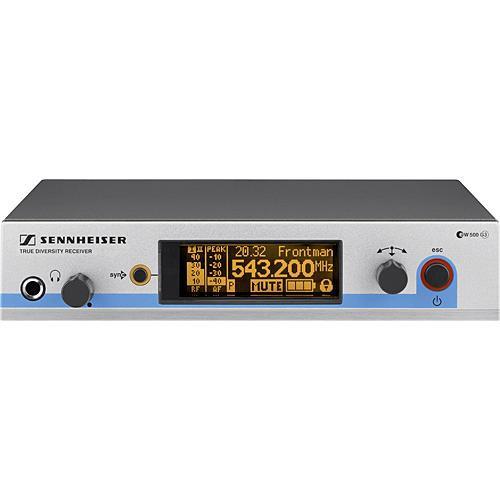 Sennheiser EM 500 G3 Wireless UHF Diversity Receiver (Frequency B: 626 to 668 MHz)
