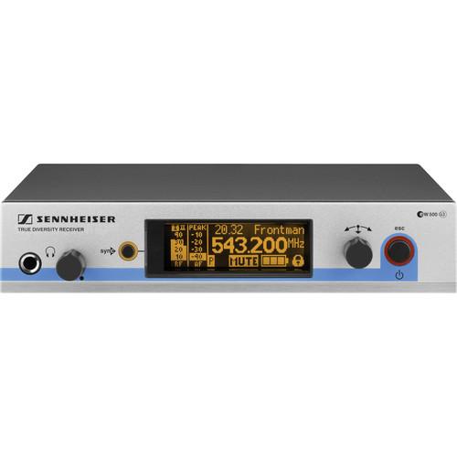 Sennheiser EM 500 G3 Wireless UHF Diversity Receiver (Frequency G: 566 to 608 MHz)