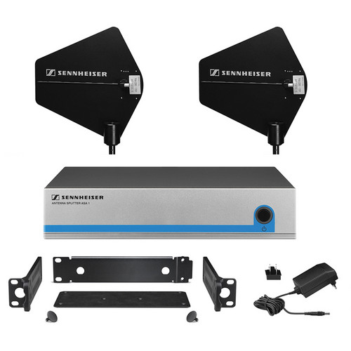 Sennheiser G3DIRKIT4 - Active Splitter Kit for 4 Receiver System