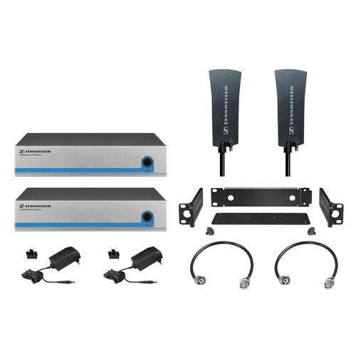 Sennheiser G3OMNIKIT8 Active Splitter Kit for 8 Receivers