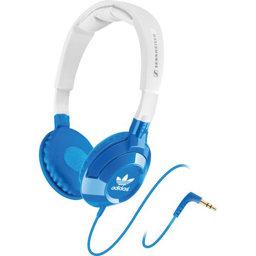 Sennheiser HD 220 Adidas On-Ear Stereo Headphones