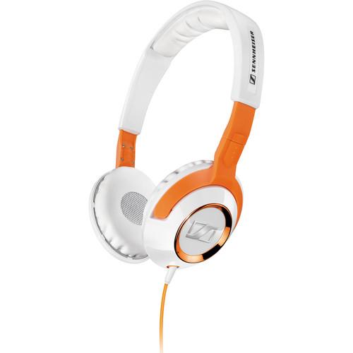 Sennheiser HD 229 On-Ear Stereo Headphones (White)