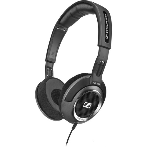 Sennheiser HD 238i On-Ear Stereo Headphones with Mic and Remote