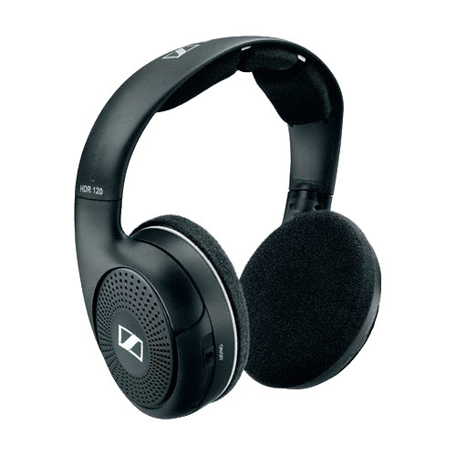 Sennheiser HDR 120 - Wireless RF Expansion Headphones for the RS 120 Wireless Headphone Monitoring System