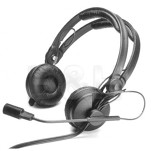 Sennheiser HMD 25-1 - Boomset with Supercardoid Mic