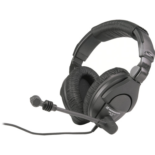 Sennheiser HMD280-13 - Headset with Supercardioid Boom Microphone