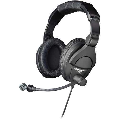 Sennheiser HMD 280-XQ Dual-Ear Headset with Supercardioid Boom Microphone
