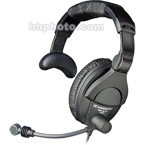 Sennheiser HMD281-13 - Headset with Supercardioid Boom Microphone