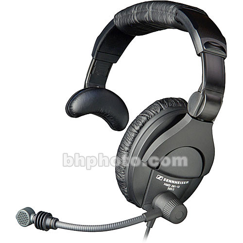 Sennheiser HMD281-PRO - Single-Side Headset with Supercardioid Boom Microphone