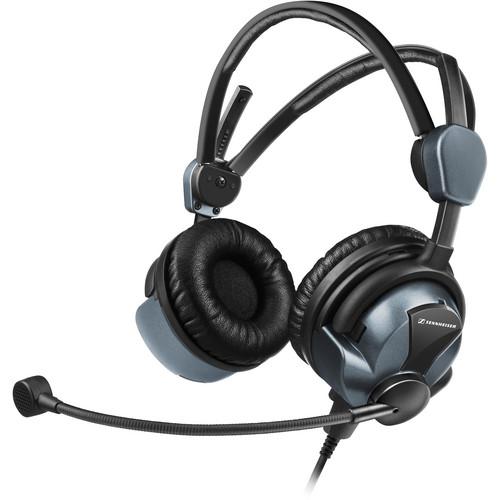 Sennheiser HMDC 26-600 On-Ear Stereo Broadcast Headset