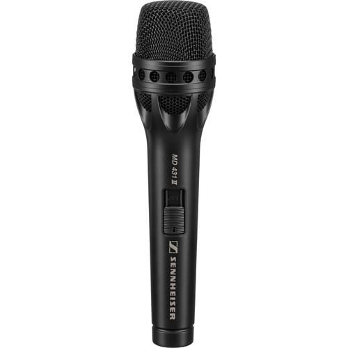 Sennheiser MD431-II - Dynamic Microphone