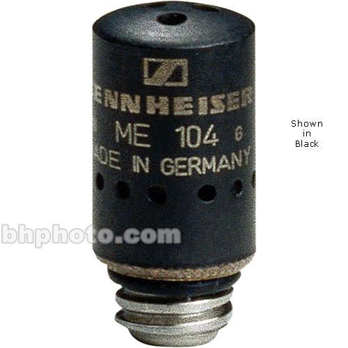 Sennheiser ME-104NI - Black Capsule