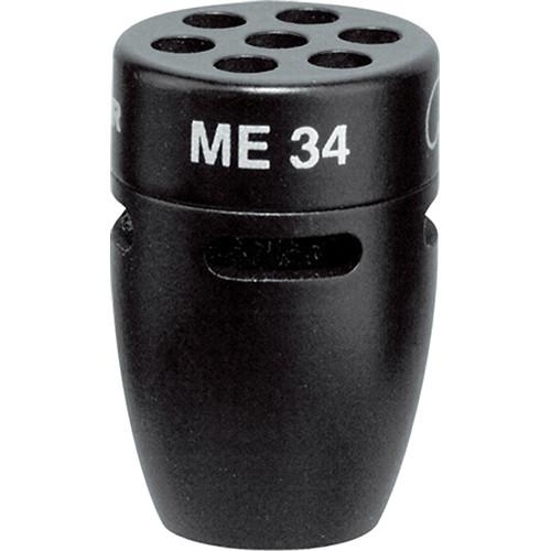 Sennheiser ME34 MZH Cardioid Microphone Capsule (Black)
