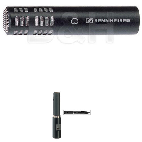 Sennheiser ME 64 Cardioid Mic Capsule with K6P Power Module Kit (Phantom Only)