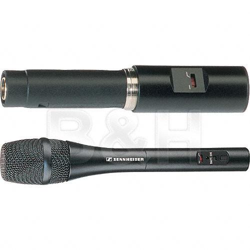 Sennheiser ME65/K6P - Super-Cardioid Handheld Condenser Microphone Capsule with K6P (Phantom Only) Power Supply