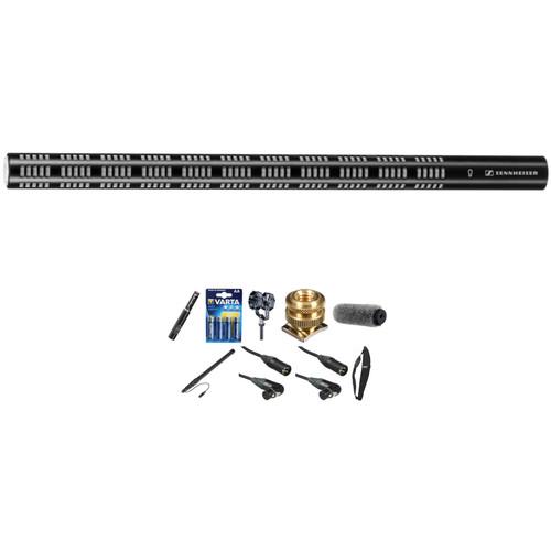 Sennheiser ME67/K6 - Shotgun Microphone Deluxe Kit