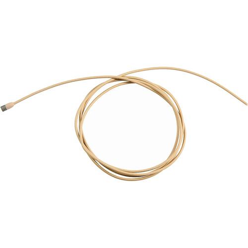 Sennheiser MKE2 Gold Series Omnidirectional Lavalier Condenser Microphone (with Accessories, Beige)