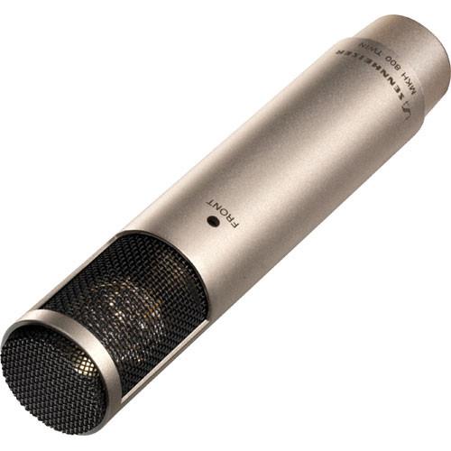 Sennheiser MKH 800 TWIN - Variable Polar Pattern Universal Studio Microphone (Nickel)