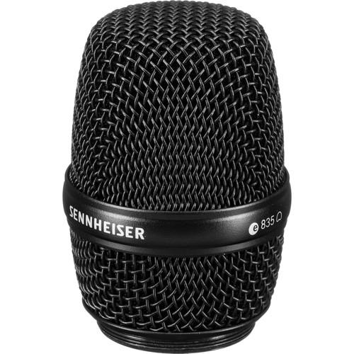 Sennheiser MMD835 Cardioid Dynamic Capsule for SKM835 Handheld Transmitter (Black)