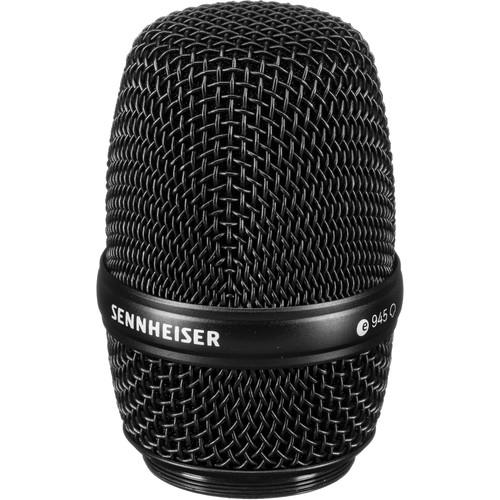 Sennheiser MMD945B Supercardioid Dynamic Capsule for SKM945B Handheld Transmitter (Black)