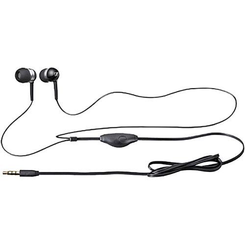 Sennheiser MM50 iP Stereo In-Ear Headset for iPhone