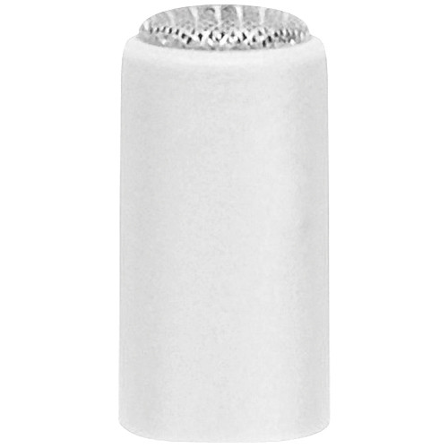 Sennheiser MZC 1-1 Small Frequency Cap for MKE-1 Lavalier Microphone (White)
