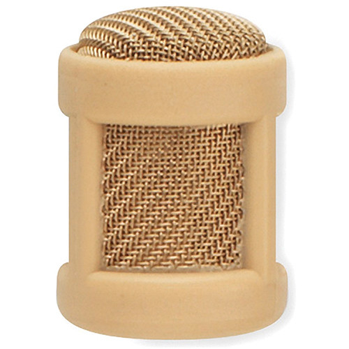 Sennheiser MZC 1-2 Large Frequency Cap for MKE-1 Lavalier Microphone (Beige)