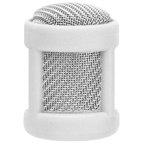 Sennheiser MZC 1-2 Large Frequency Cap for MKE-1 Lavalier Microphone (White)