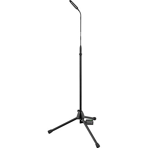 Sennheiser MZFS80NX Floor Stand with XLR Connection for MZH Goosenecks