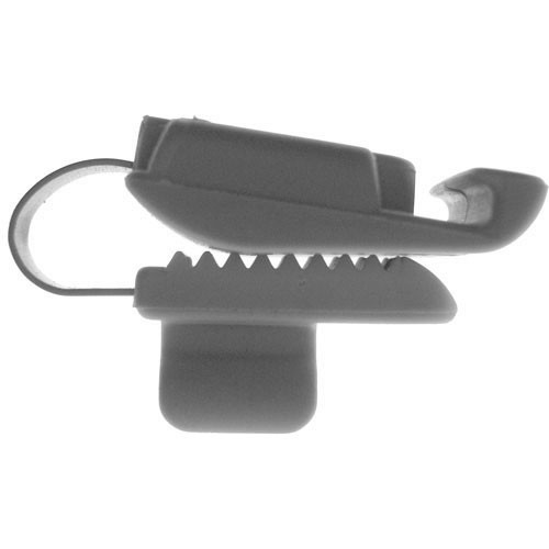 Sennheiser Right Angle Lavalier Clip (gray)