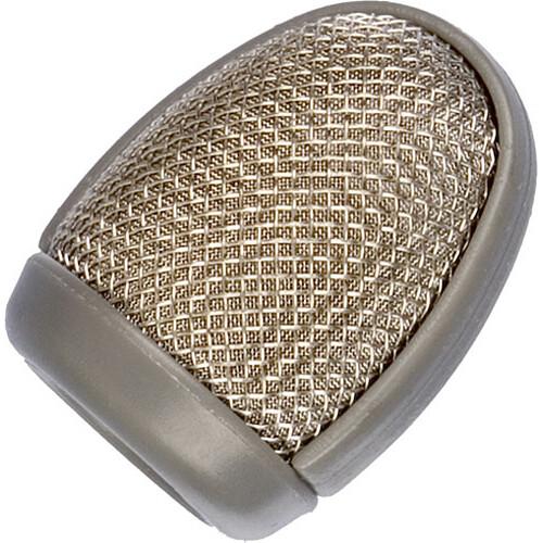 Sennheiser MZW104-NI Steel Mesh Grille for ME104 Modular Mini Microphone Capsule Microphone (Nickel)