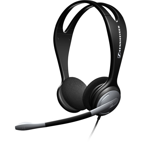 Sennheiser PC-131 - Over-the-Head Binaural Headset for Computer Gaming and VoIP