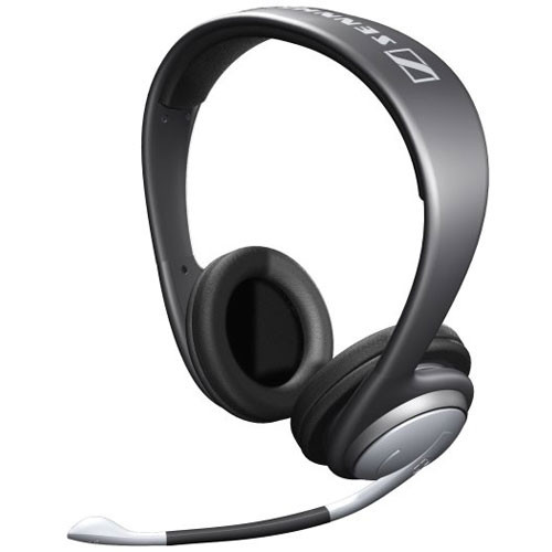 Sennheiser PC 151 Stereo Headset for Computer Games, VoIP and Skype