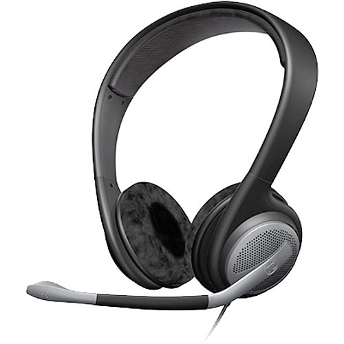 Sennheiser PC 161 Stereo Headset for Computer Games, VoIP and Skype