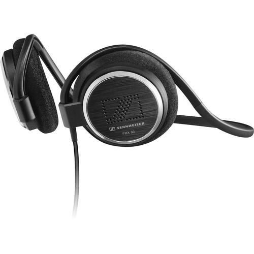 Sennheiser PMX 90 On-Ear Behind-the-Neck Stereo Headphones