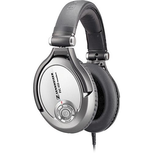 Sennheiser PXC 450 Around-Ear Noise-Cancelling Headphones