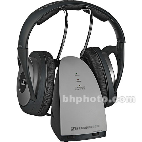 Sennheiser RS 140 RF Wireless Headphone System