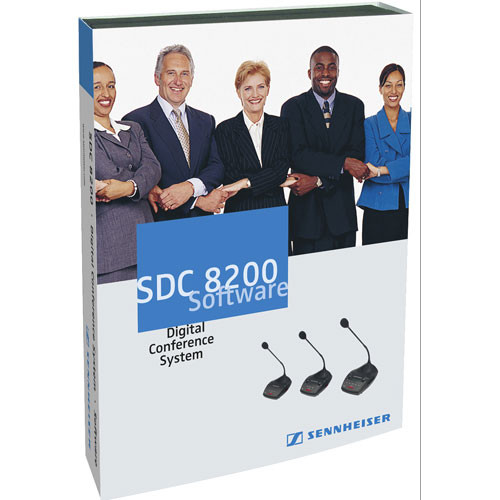 Sennheiser SDC8200SYS-M Software for SDC8200CU-M