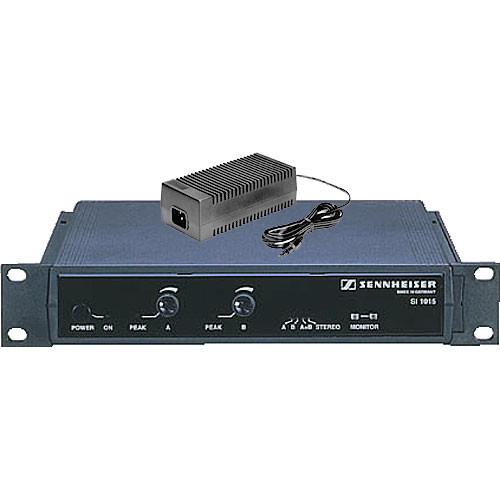 Sennheiser SI 1015 Dual Modulator with NT1015-120 29VDC Power Supply