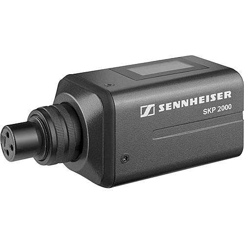 Sennheiser SKP2000 Wireless Plug-In Transmitter (G / 566 - 608 MHz )