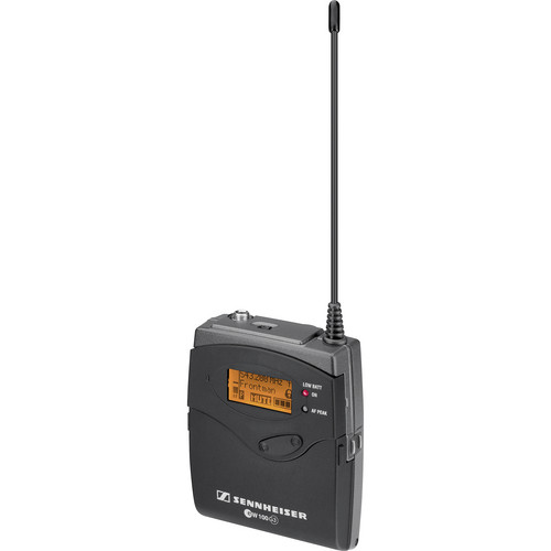 Sennheiser SK 100 G3 Wireless Bodypack Transmitter - B: 626-668 MHz