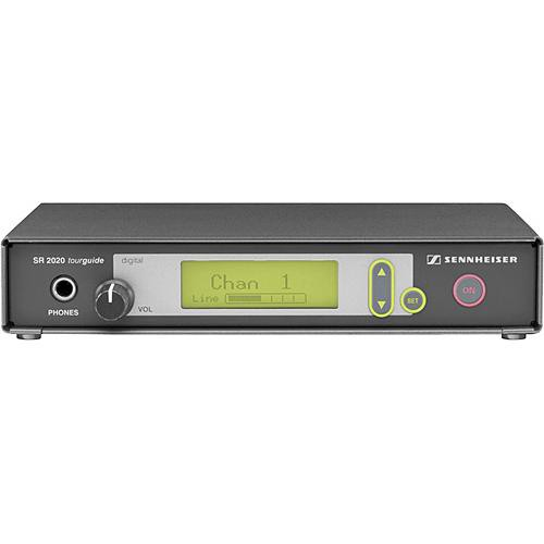 Sennheiser SR2020-D-US Rack-Mountable RF Transmitter