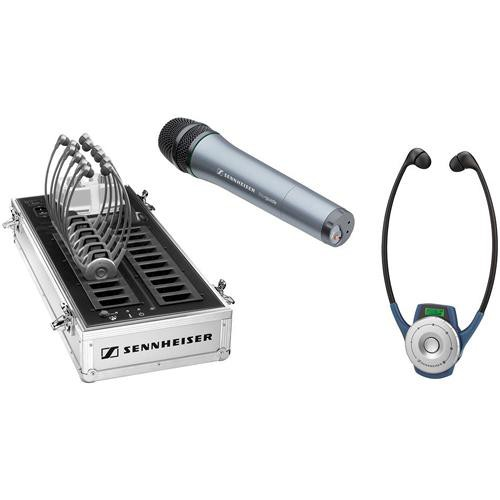 Sennheiser Tourguide 2020-20 Handheld Tourguide System