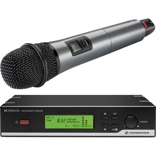 Sennheiser XSW 65 Vocal Set Handheld Wireless Microphone System