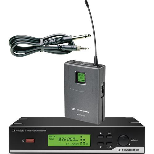Sennheiser XSW 72 Instrument Set Wireless Instrument Microphone System